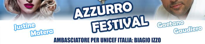 Azzurro Festival Napoli piazza Dante