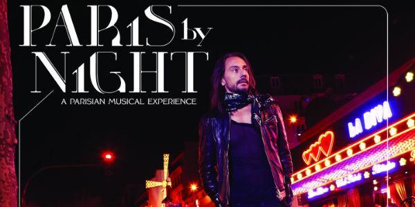 L'ultimo album di Bob Sinclar Paris by Night
