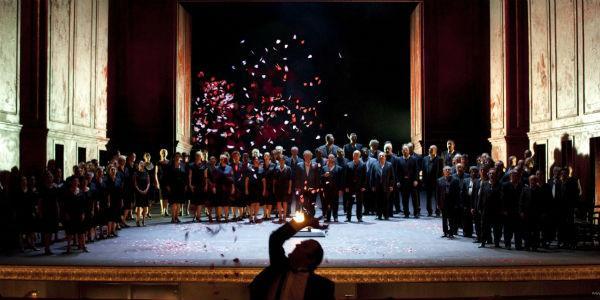 Cavalleria Rusticana in scena al Teatro San Carlo