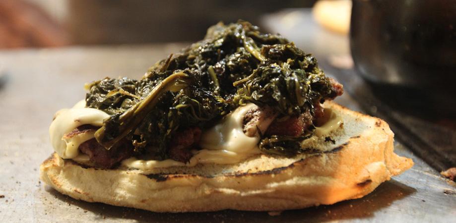 The Ciro Mazzella sandwich