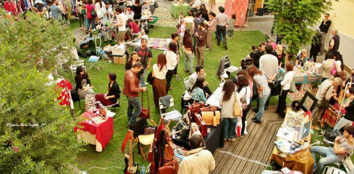 Il mercatino vintage ControMarket a La Controra a Napoli