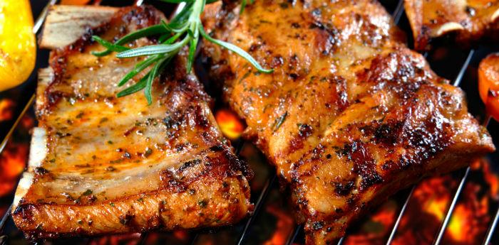 Carne alla brace per il Country Festival di Licola, Pozzuoli