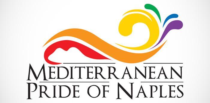 locandina del mediterranean pride of naples 2014