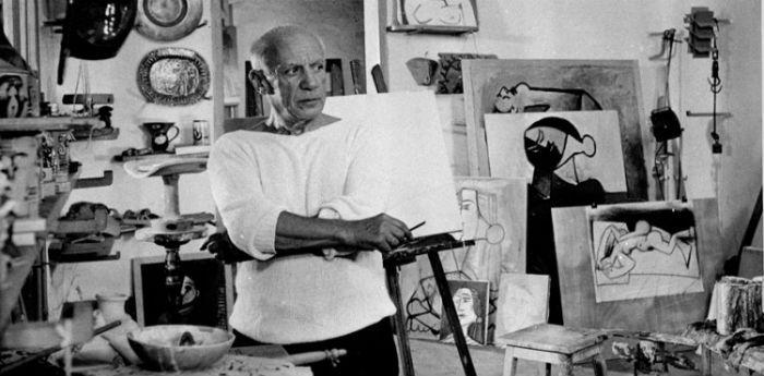 Picasso in mostra a Sorrento in Villa Fiorentino