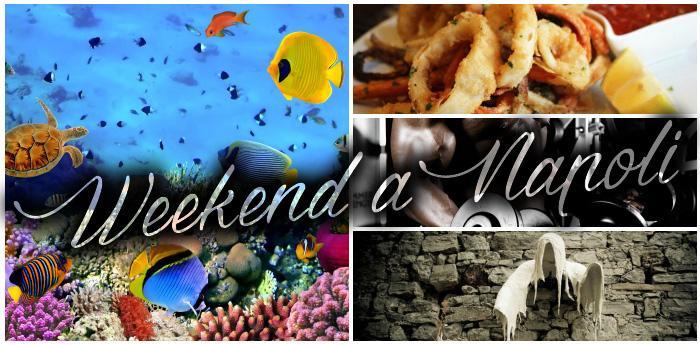 Weekend a Napoli, visite guidate, eventi, sagre