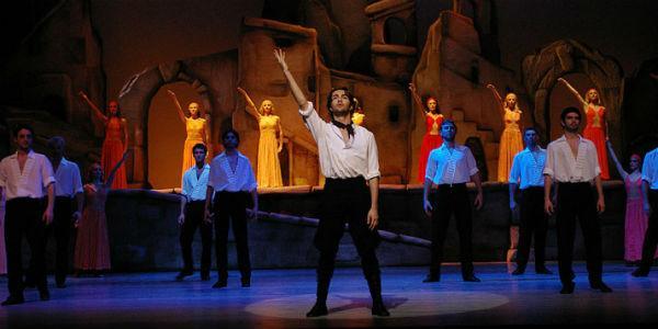 Zorba il Greco in scena al Teatro San Carlo