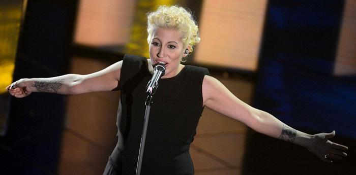 La cantante italo-marocchina Malika Ayane