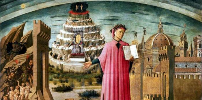 Dante Alighieri e la Divina Commedia, mostra a Castel dell'Ovo a Napoli