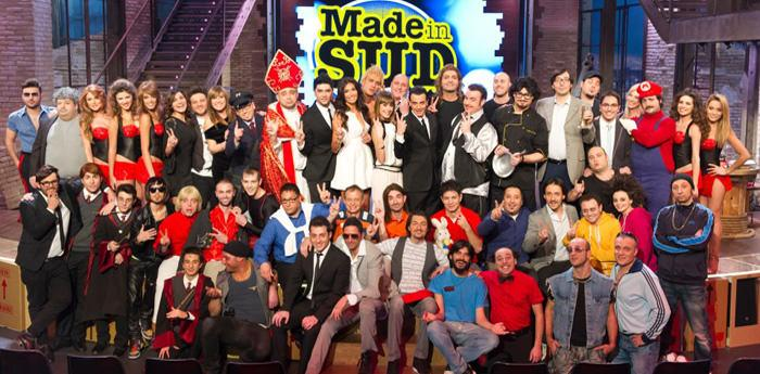 Il team di Made in Sud