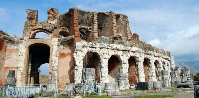 L'Anfiteatro Campano di Santa Maria Capua Vetere