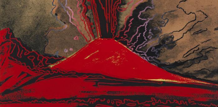 Mostra di Andy Warhol al Pan di Napoli