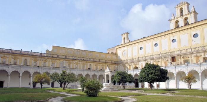 Museo e Certosa di San Martino a Napoli