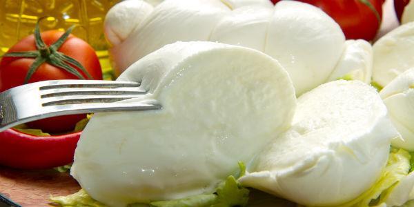 Mozzarella di Bufala DOP Campana