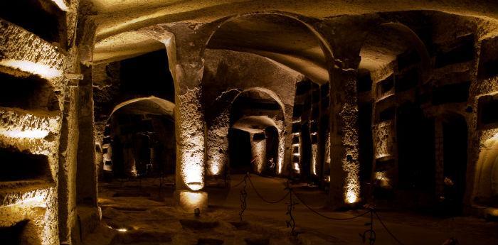 Le Catacombe di San Gennaro a Napoli
