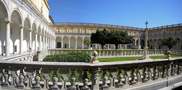 Giornate Europee del Patrimonio a Napoli 2014