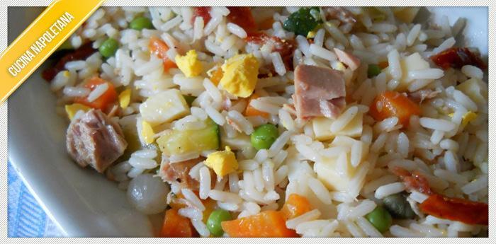 insalata di riso napoletana