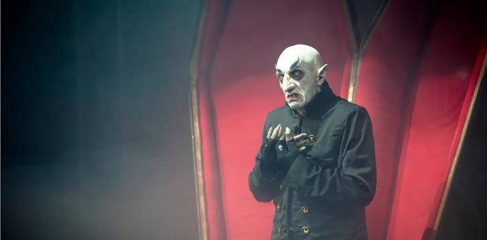 Nosferatu al circo de los horrores
