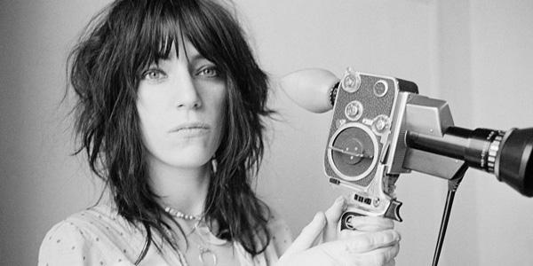 Patti Smith alla videocamera