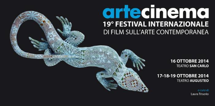Locandina Arte Cinema 2014 a Napoli