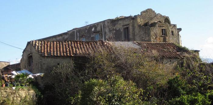 Casale agricolo a San Pietro a Patierno di Napoli
