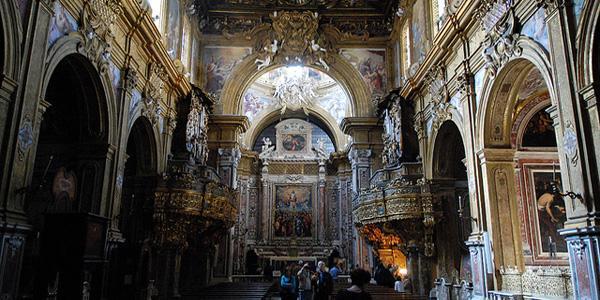 La chiesa di San Gregorio Armeno a Napoli