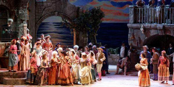 L'Elisir d'amore Teatro San Carlo