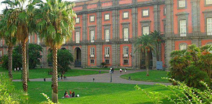Museo di Capodimonte per il Forum Europeo del Turismo