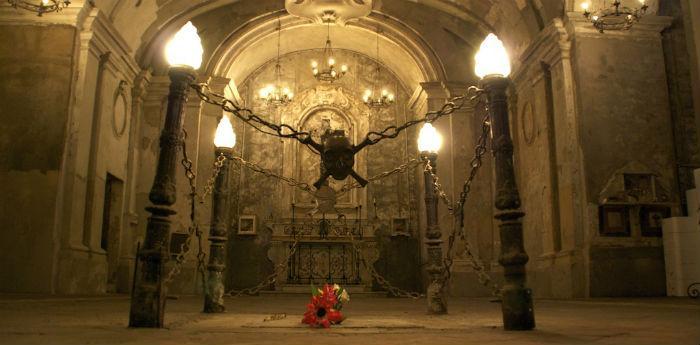 L'Ipogeo di Purgatorio ad Arco Napoli