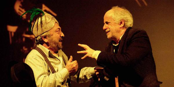 Le voci di dentro di Toni Servillo al Teatro San Ferdinando