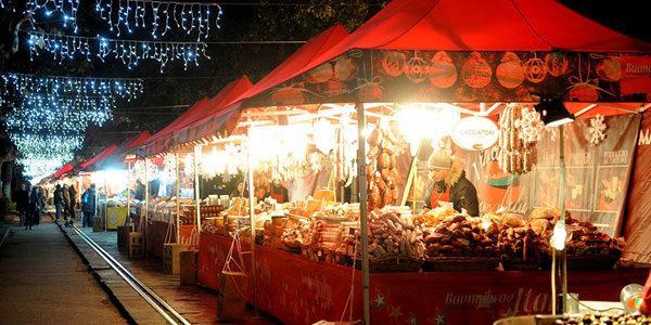 I mercatini natalizi diSalerno
