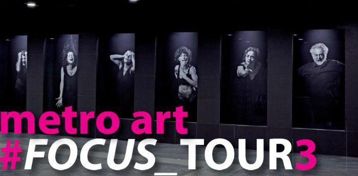 Metro Art Focus Tour3 Napoli stazioni dell'arte