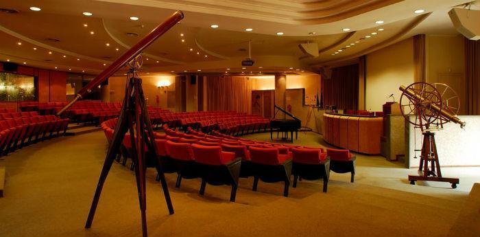 Cineforum all'Osservatorio Astronomico di Capodimonte