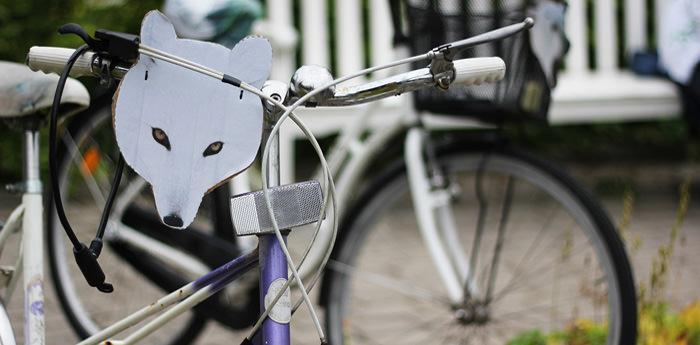la pedalata polare di greenpeace