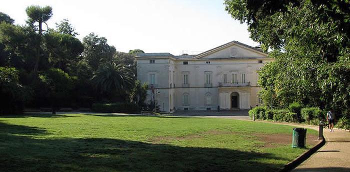 la villa floridiana di napoli