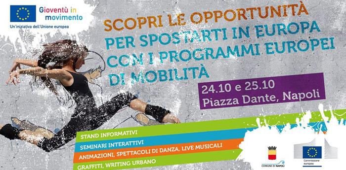 Locandina di Youth on the Move 2014