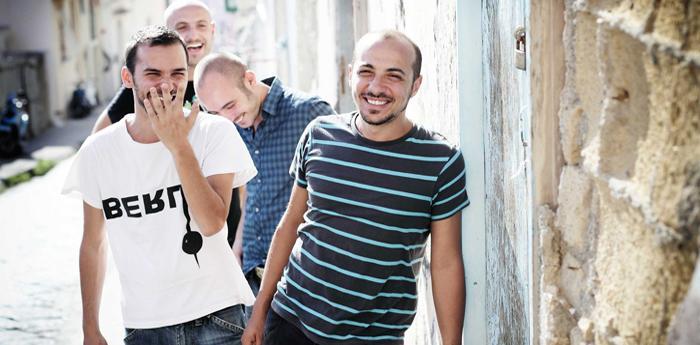 Il  gruppo musicale napoletano Foja