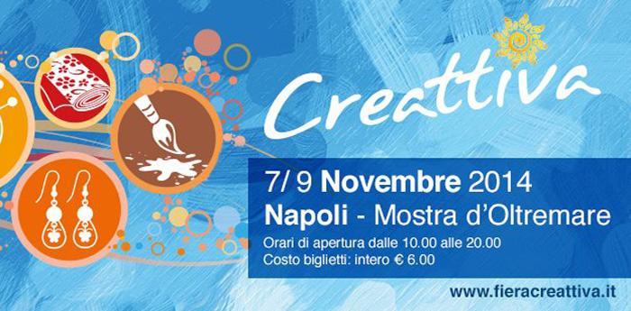 Locandina di Napoli Creattiva