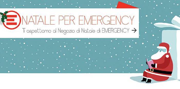 Natale per Emergency a Napoli