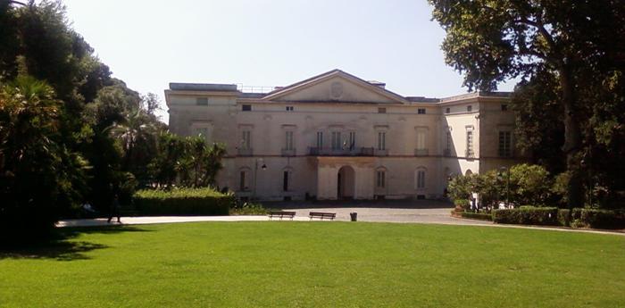 La Villa Floridiana
