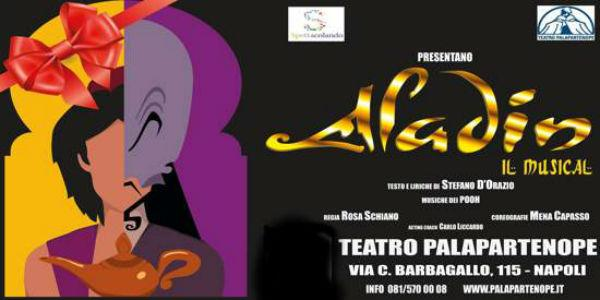 Aladin il Musical Palapartenope