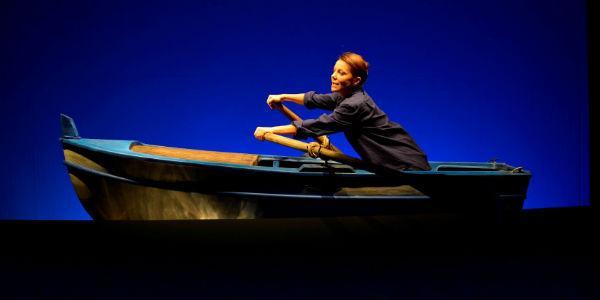 D'estate con la barca Teatro Mercadante
