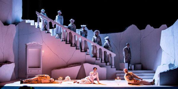 Il giardino dei ciliegi Teatro Mercadante Napoli