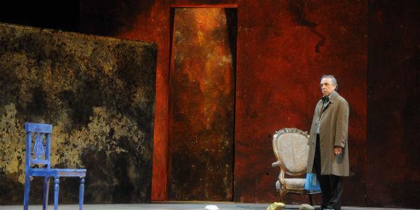 Silvio Orlando ne Il Mercante di Venezia al Teatro Bellini
