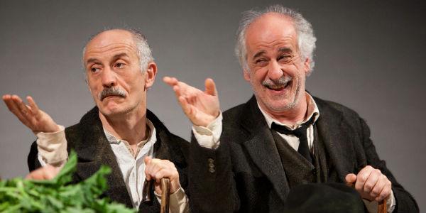 Toni e Peppe Servillo Le voci di dentro