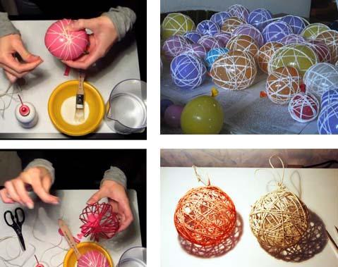 palline di corda