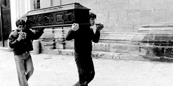 Addetti alle pompe funerbri