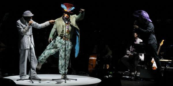 Orchestra di Piazza Vittorio con Il Flauto Magico al Teatro Bellini