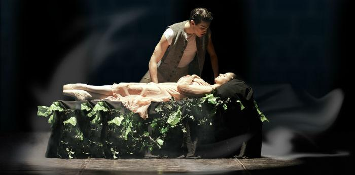 Balletto del Sud al Teatro Bellini di Napoli con La Bella Addormentata