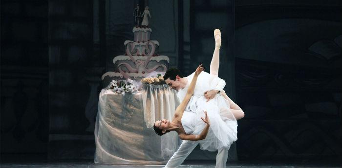 La Bella Addormentata nella versione del Balletto del Sud