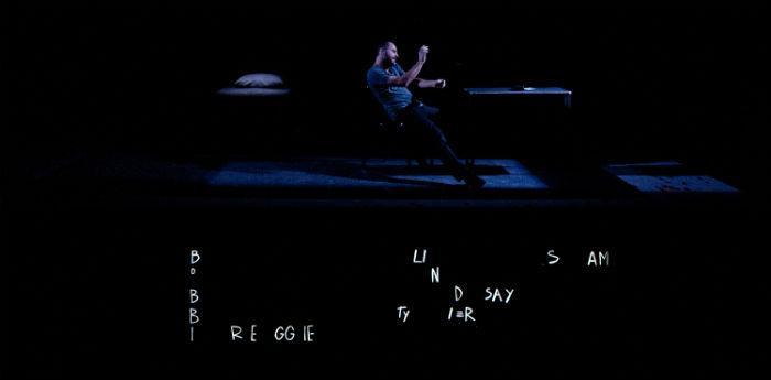 Gabriele Russo in Some Girl(s) al Piccolo Bellini di Napoli